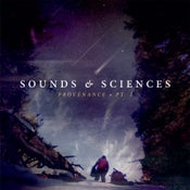 """Image of Sounds & Sciences - """"Provenance Pt. I"""" CD/Poster bundle"""