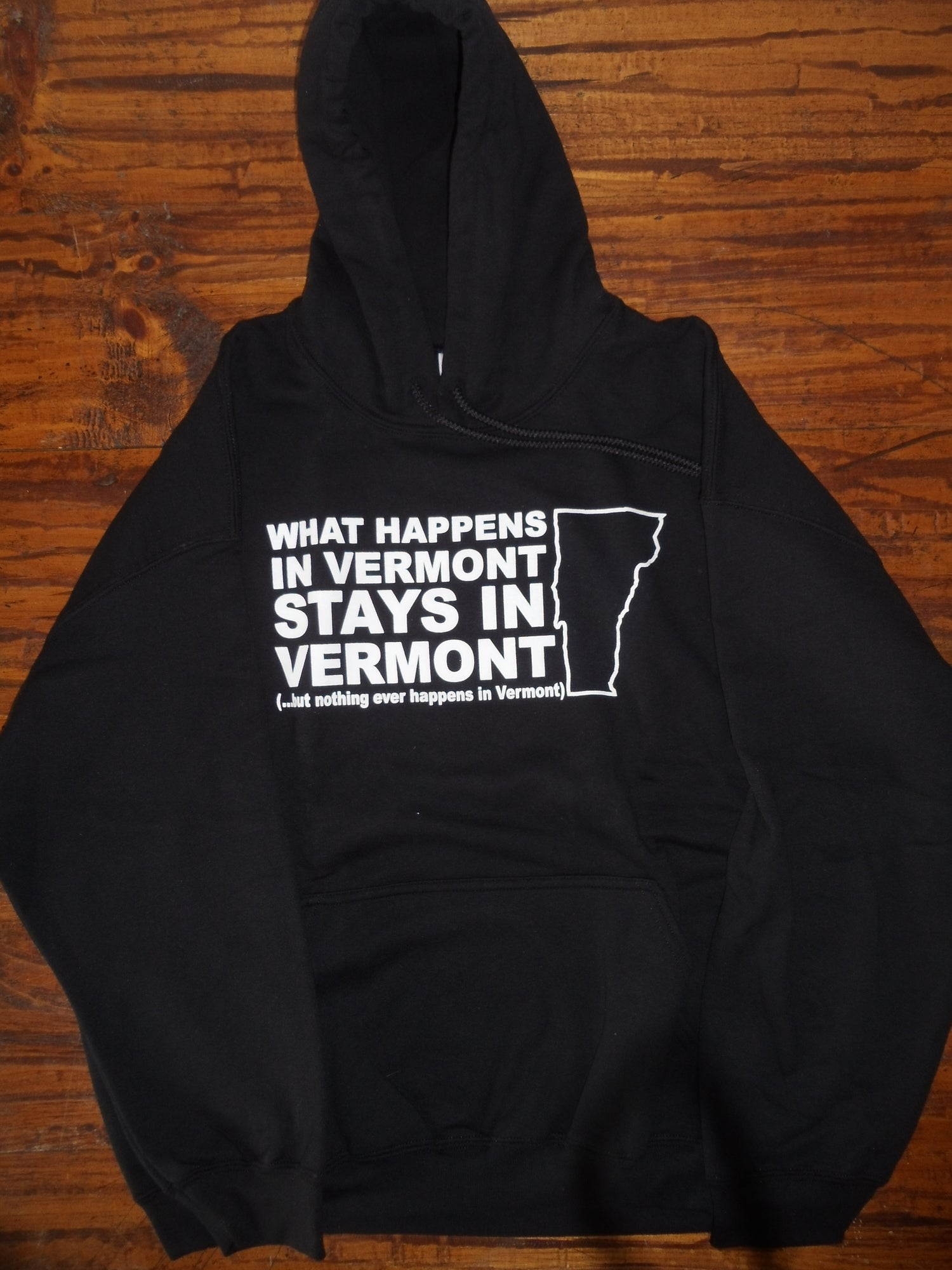 Image of What Happens in Vermont Stays in Vermont - Available in Youth and Adult Sizes