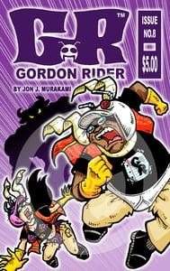 Image of Gordon Rider Issue #8