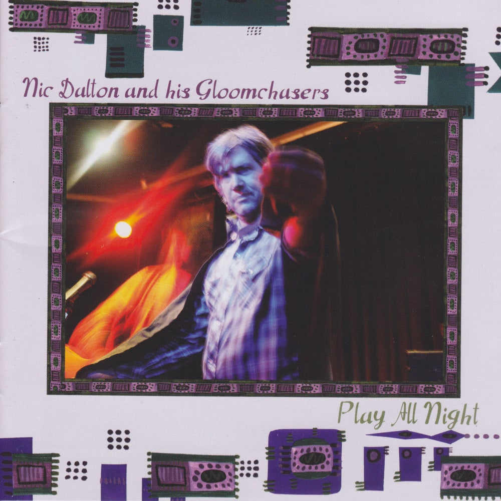 Image of Nic Dalton and his Gloomchasers :: VINYL