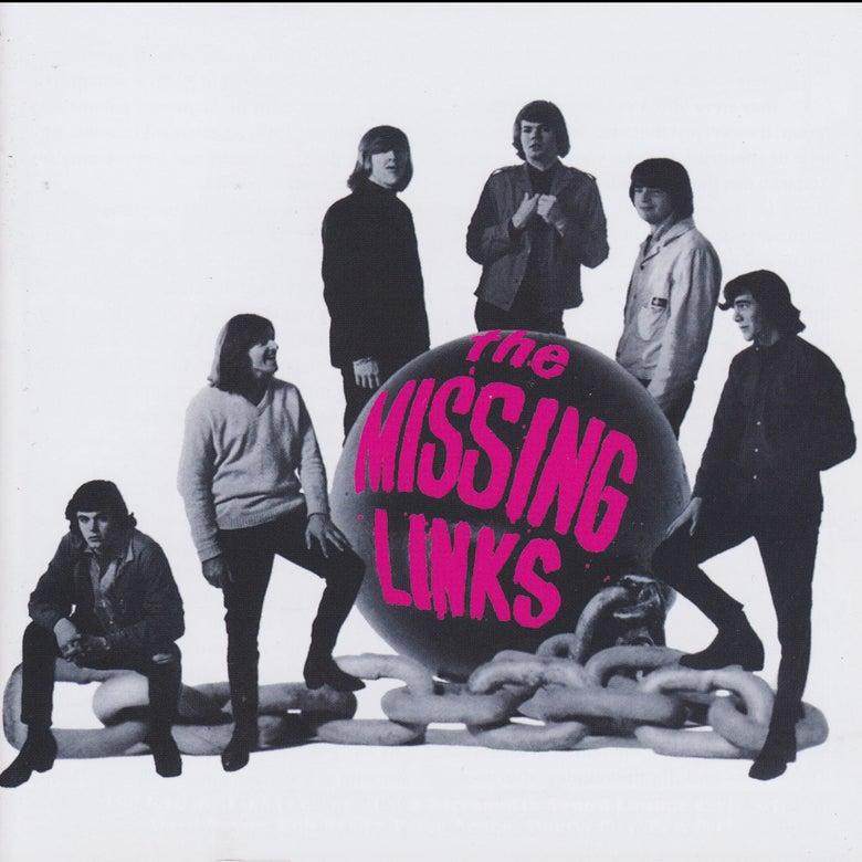Image of The Missing Links :: CD