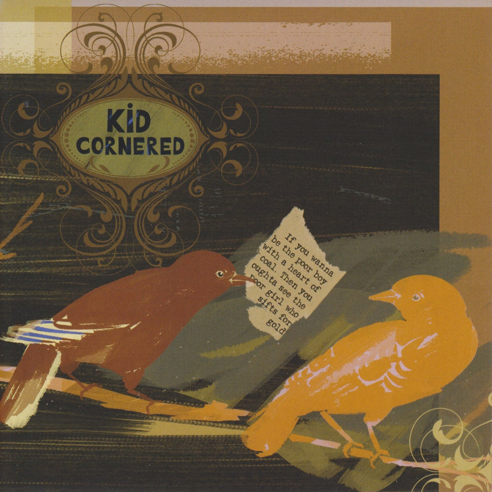 Image of Kid Cornered :: ALL CDS