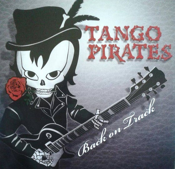 Image of Tango Pirates EP Back on Track