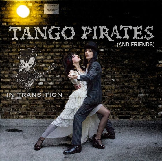 Image of Tango Pirates EP In Transition