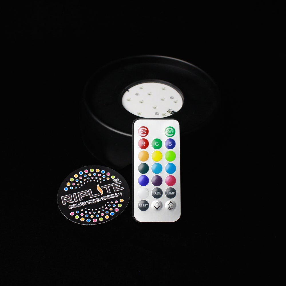 Image of RipLite Multi LED Light with Wireless Technology and Remote Control included