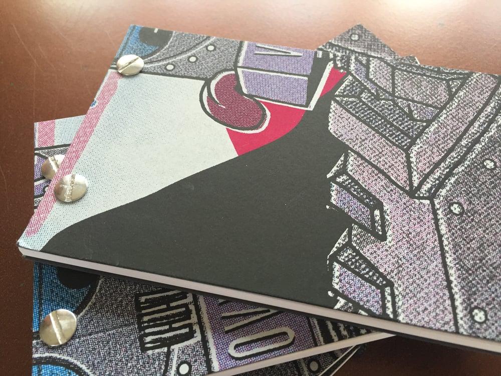 The Silent P Sketchbook