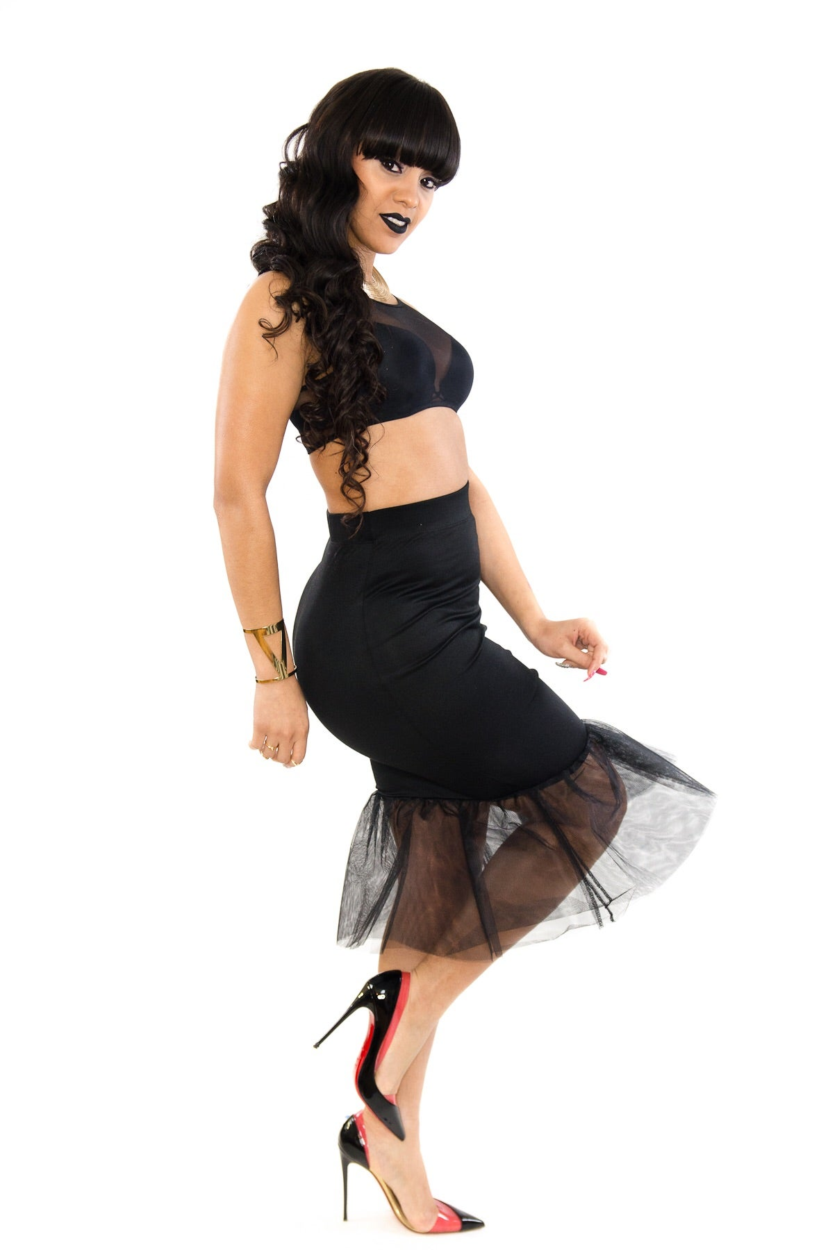 "Image of ""Black Swan"" skirt"