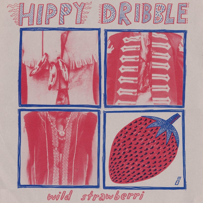 "Image of Hippy Dribble :: 12"" VINYL"