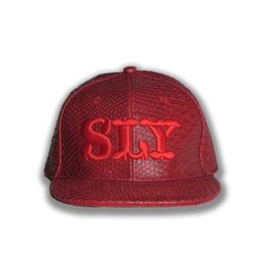 Image of Python Strapback  Red
