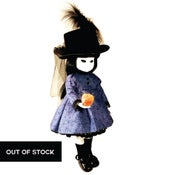 "Image of 'Supernae Blue' 14"" Little Apple Doll"