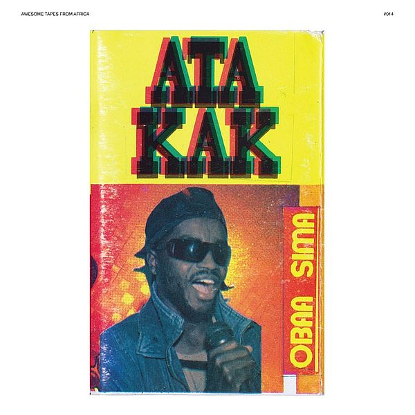 Image of Ata Kak - Obaa Sima - LP (AWESOME TAPES FROM AFRICA)