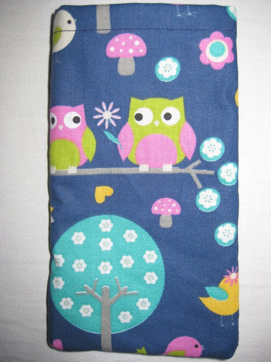 Image of Owls & birds - Protective Phone Pouch