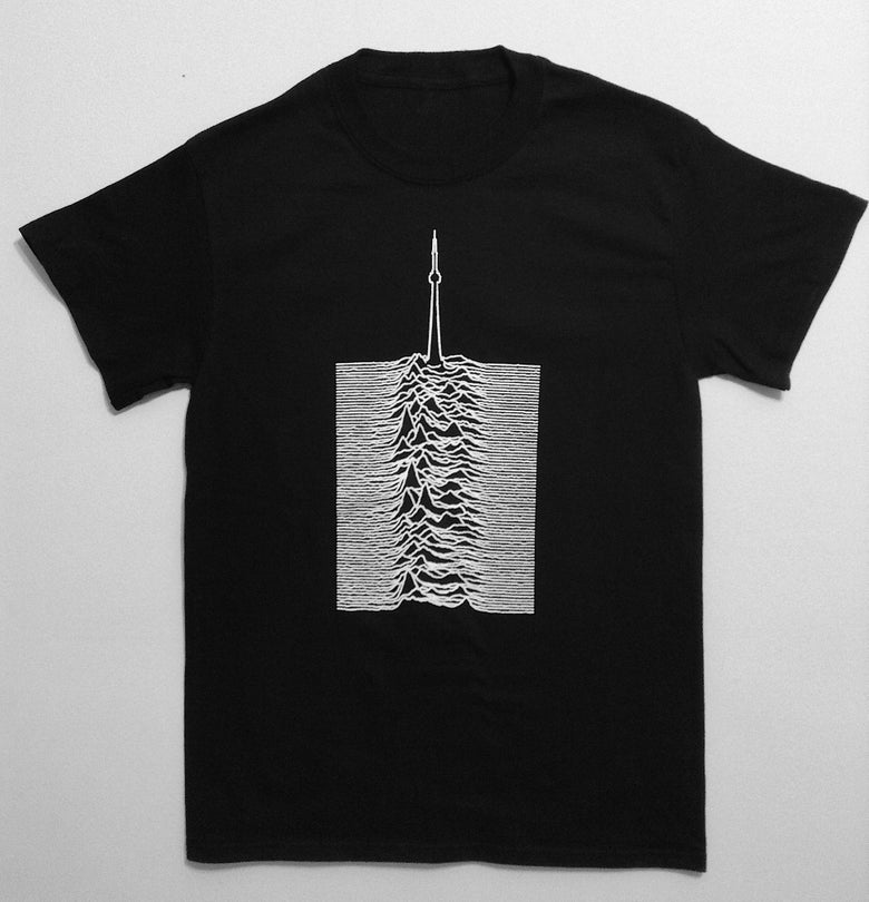 Image of A True City Exhibition T-Shirt