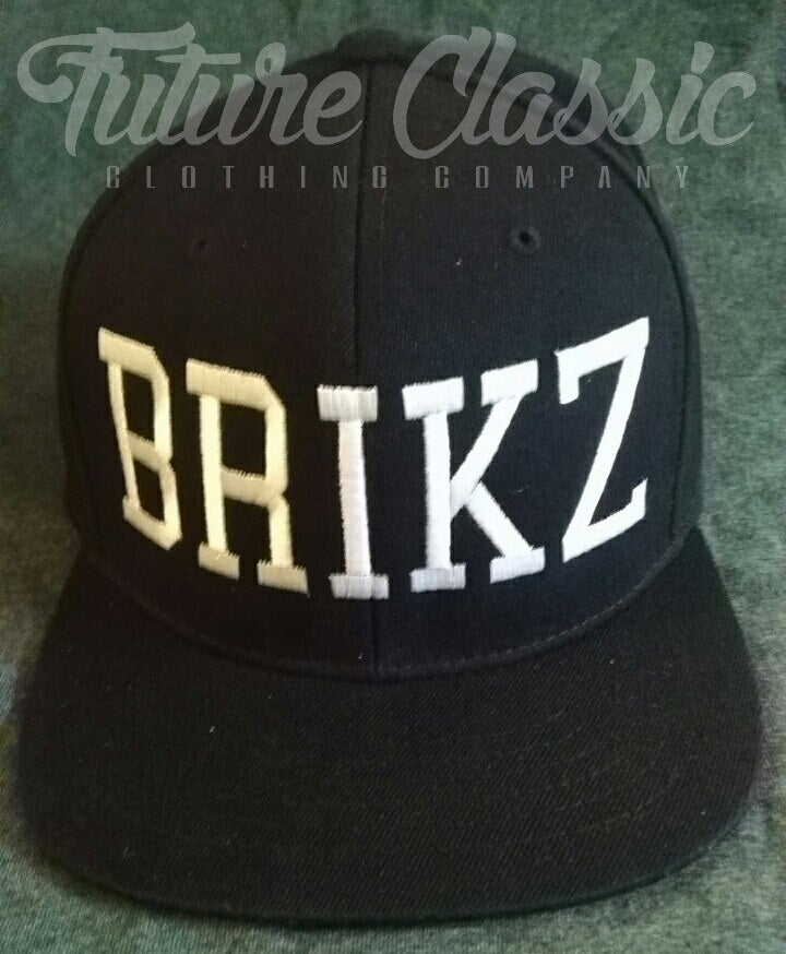 Image of BRIKZ - Og Baller Cap - Flex Fit (Fits 7.0 - 7.5/8)