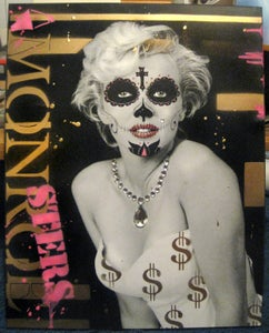 "Image of ""MONroe monSTER"" Limited Signed Print (Only 10 Available)"