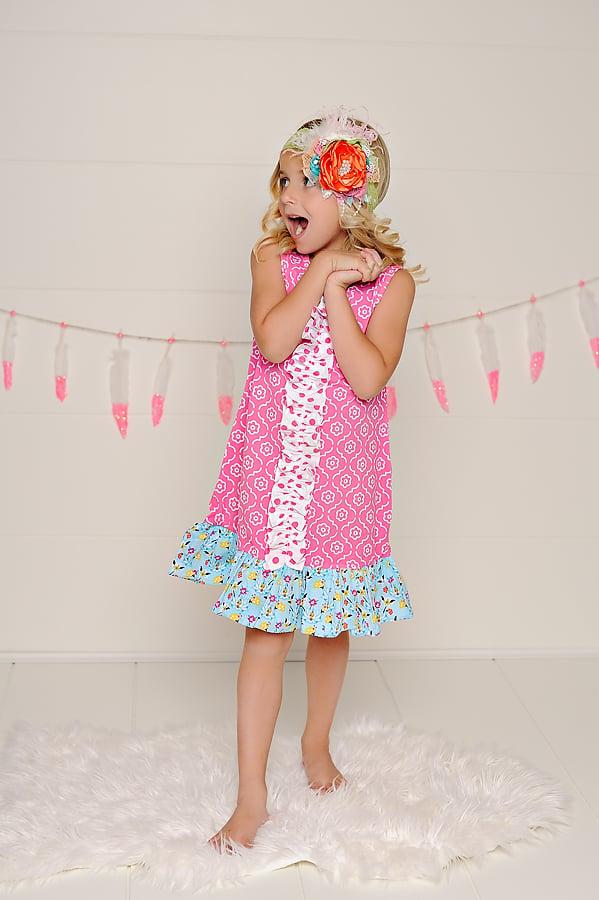 Image of Little Miss Sunshine Dress