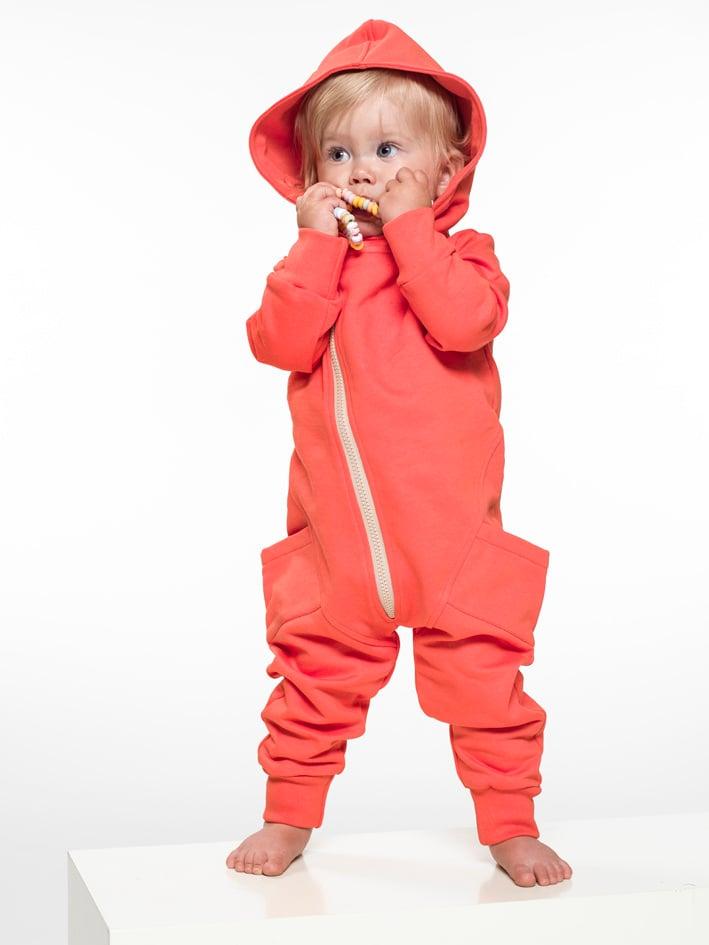 Image of SS15 <> Jumpsuit capuche bébé garçon Gugguu <> 74cm-86cm
