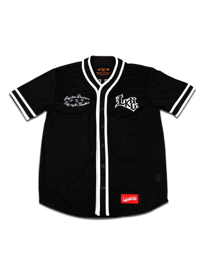 Image of LKNG Baseball Jersey
