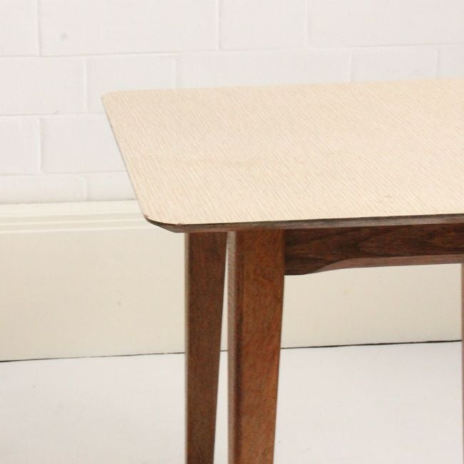 Image of Vintage Formica side/bedside tables