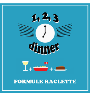 Image of EDITION SAVOYARDE ★ FORMULE CREME DE LA CREME : RACLETTE