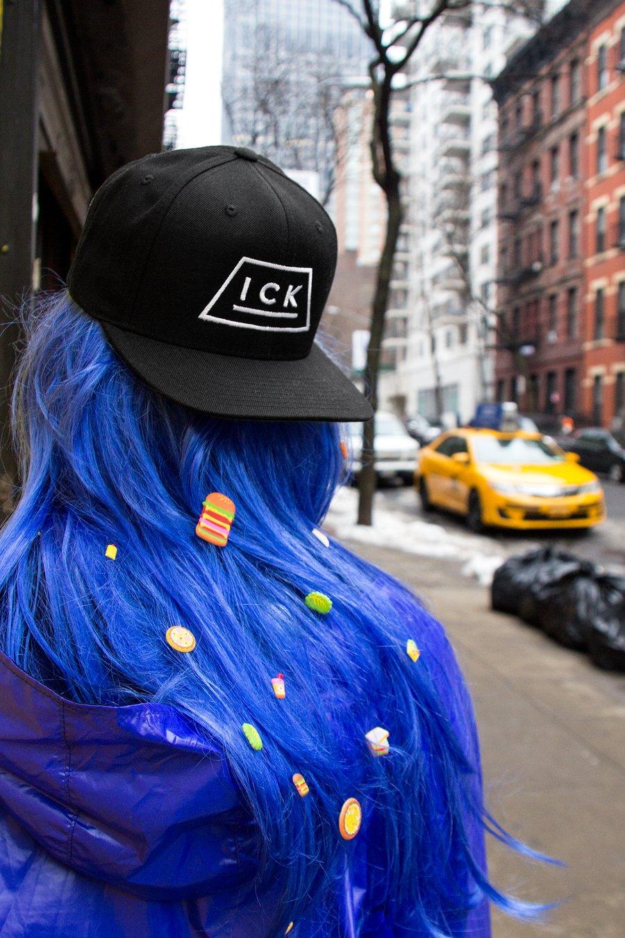 Image of ICK Snapback