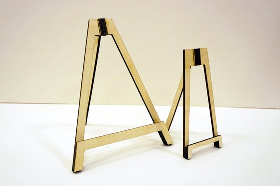 Image of Display Easel