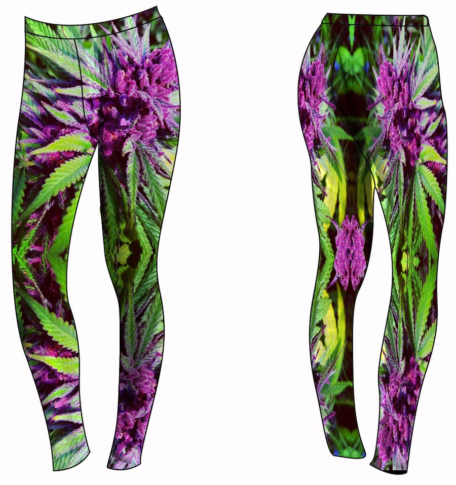 Image of Purple Haze Leggings