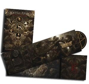 Image of KATALEPSYMusick Of EvilutionDigi CD