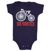 Image of BABY - San Francisco Bike - 12-18 months