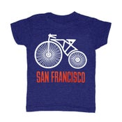 Image of KIDS San Francisco Bike - Size 2T, 4T, 5/6, 8