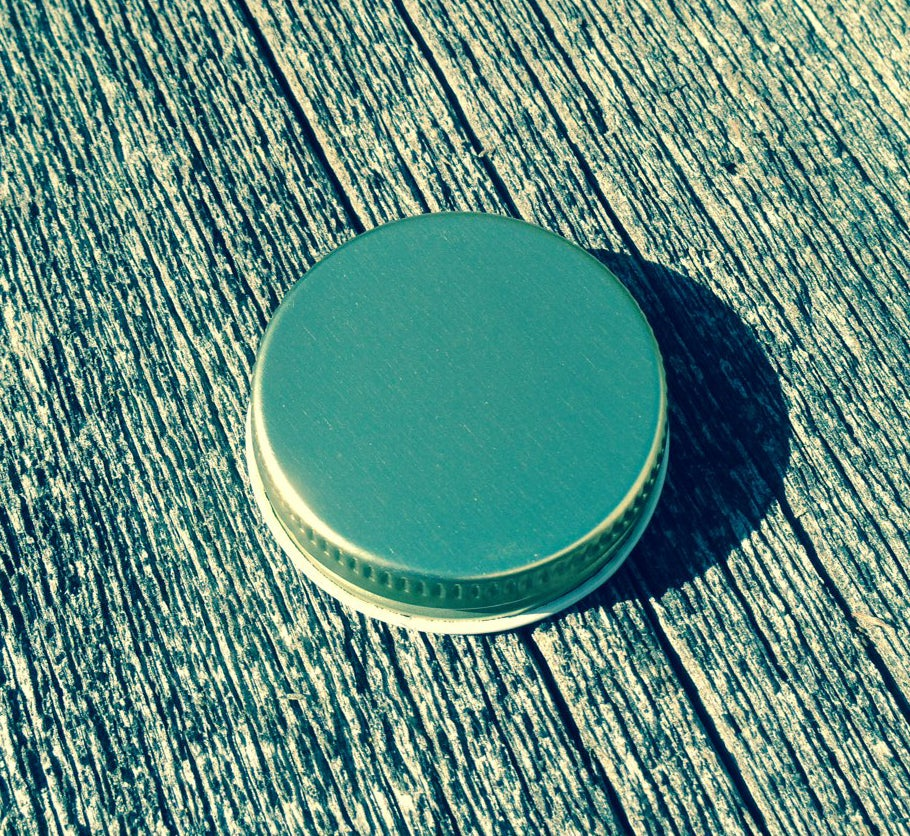Image of Growler Cap 38MM Gold