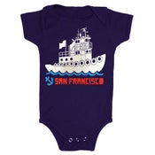 Image of BABY - SF Tugboat - 12-18mo