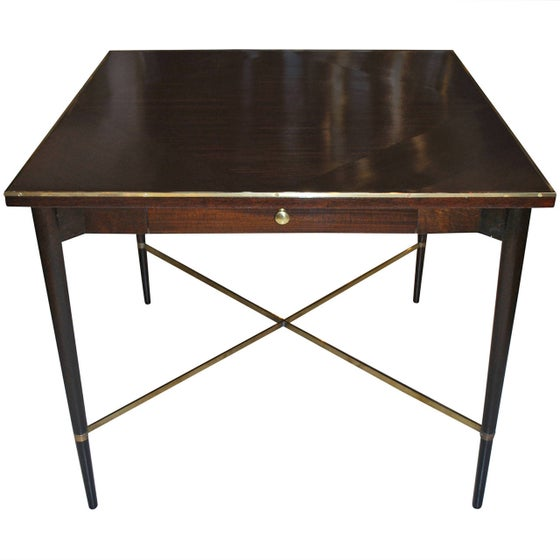 Image of Paul McCobb Game Table Connoisseur Collection