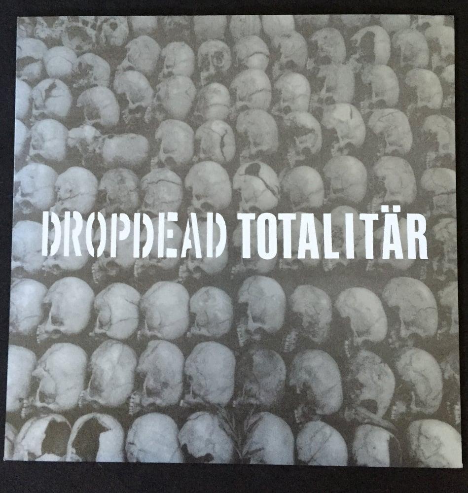 """Image of Dropdead /Totalitär split 7"""""""
