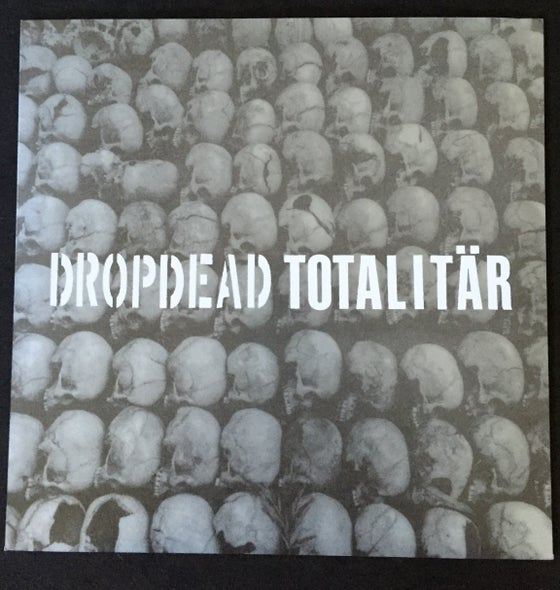 Image of DROPDEAD / TOTALITÄR split 7""