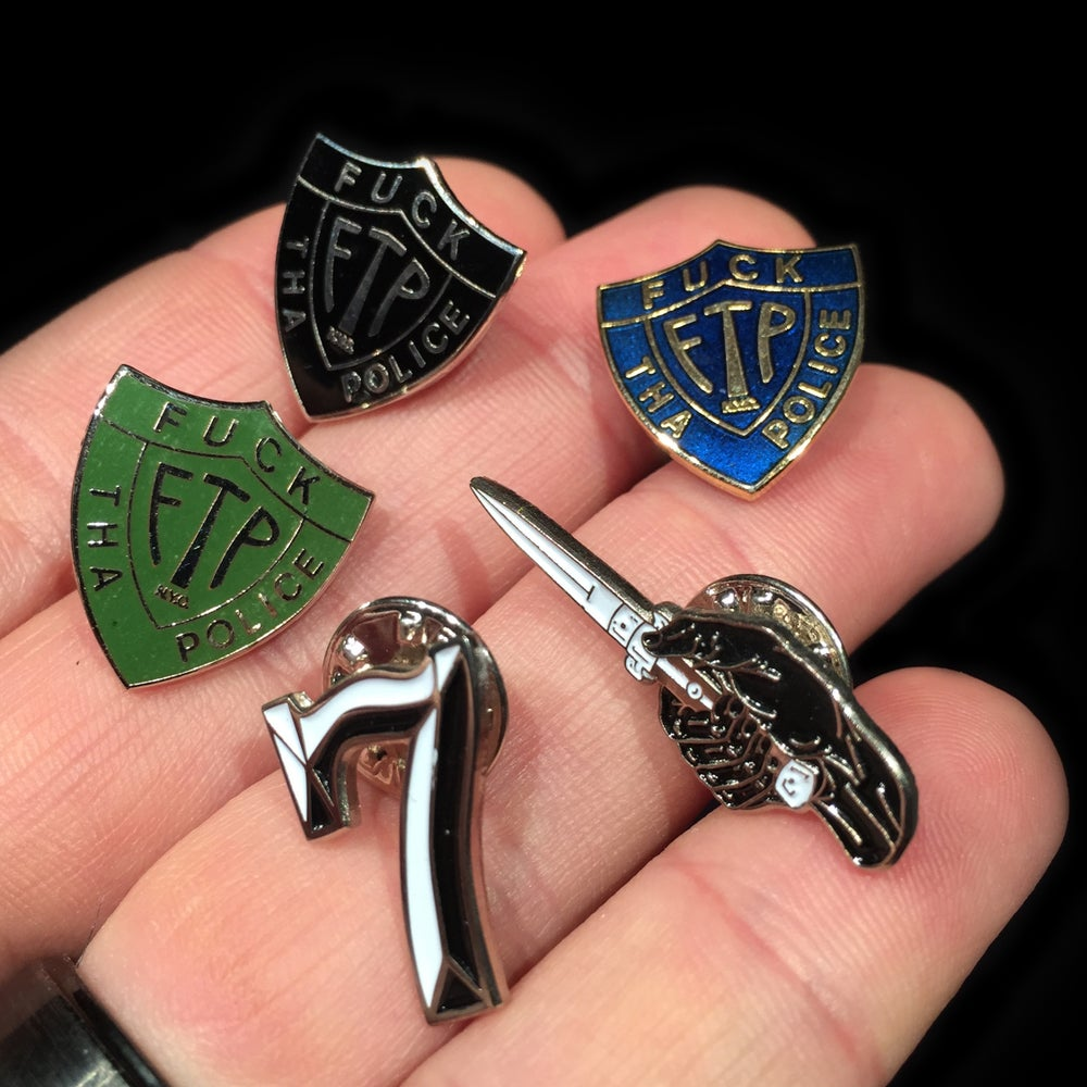 Image of 2005, 2006, & 2007 Pins