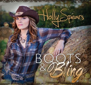 Image of Boots and Bling CD