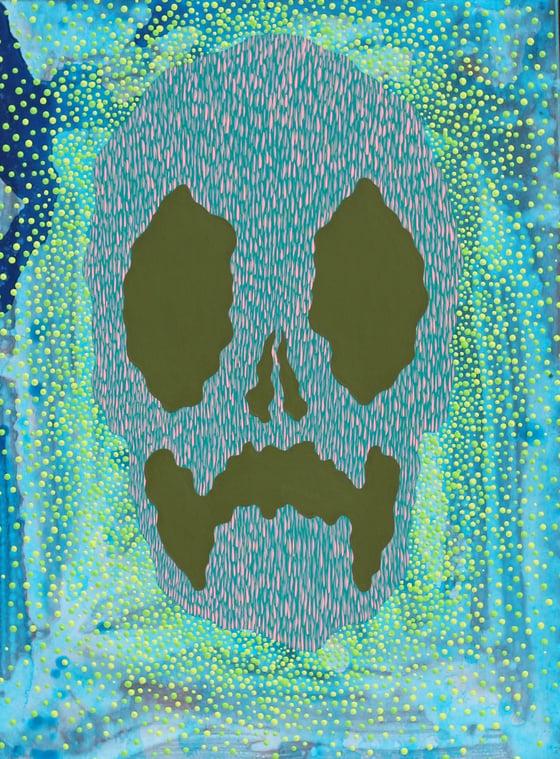 Image of Rose Skull