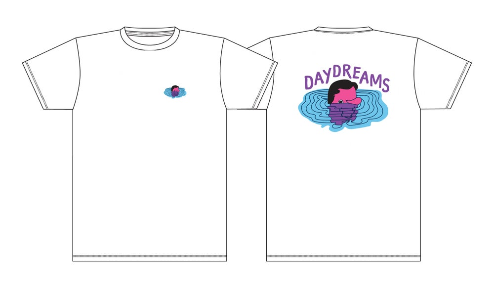 Image of Daydreams 2015 T-Shirt