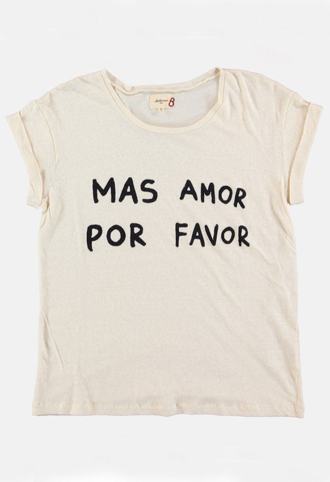 Image of MAS AMOR T-SHIRT