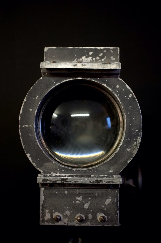 Image of Vintage Theatre Light Circa 1940's