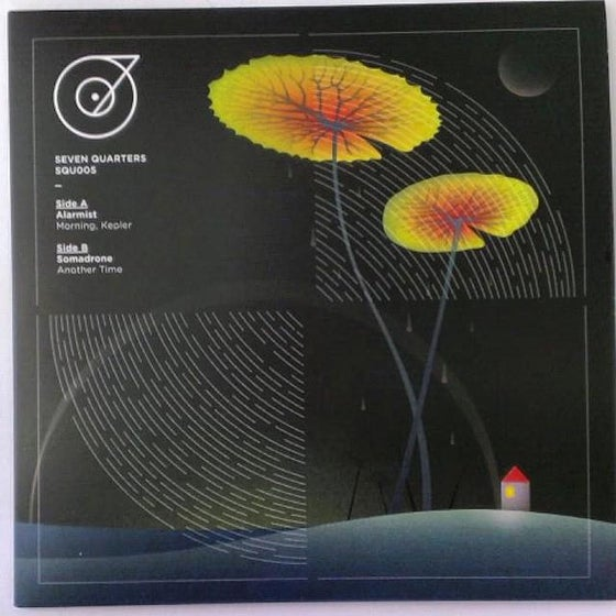 "Image of Somadrone / Alarmist - Split 7"" Single"