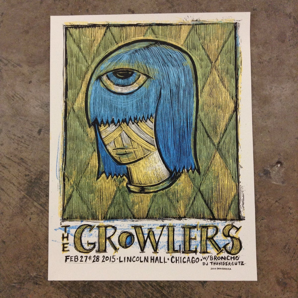 The Growlers Lincoln Hall Chicago