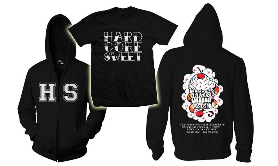 Image of Hoodie/Classic T Combo