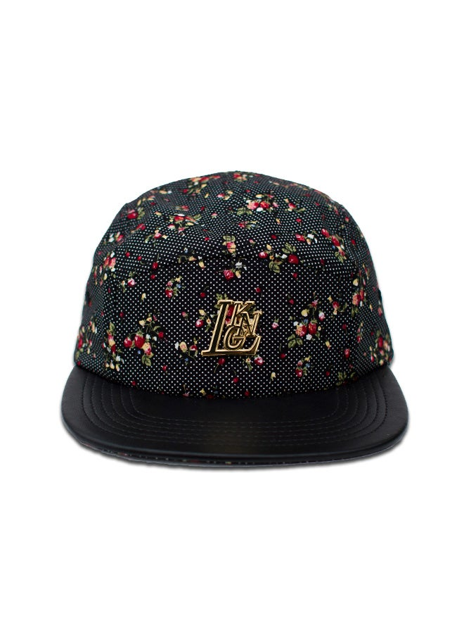 Image of Cruel Spring II 5-Panel Cap (Black)