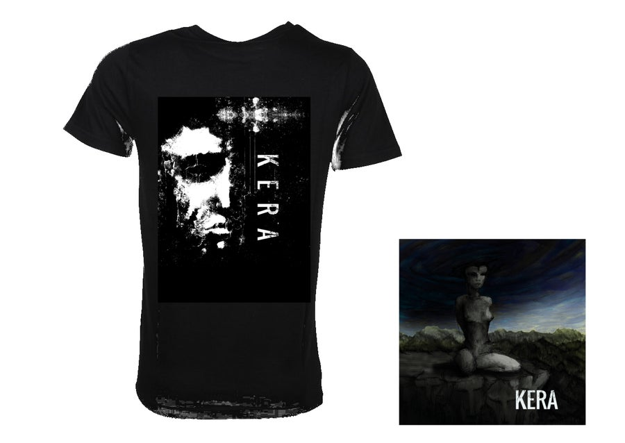 Image of Pack EP + T-SHIRT