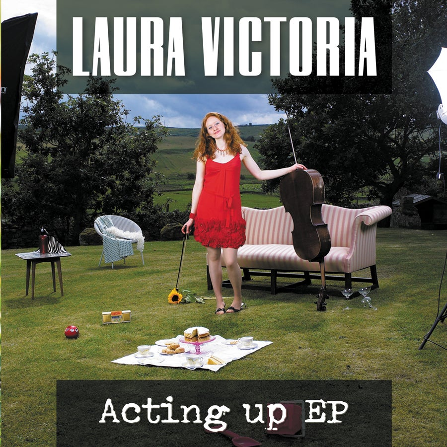 Image of Laura Victoria: Acting Up EP