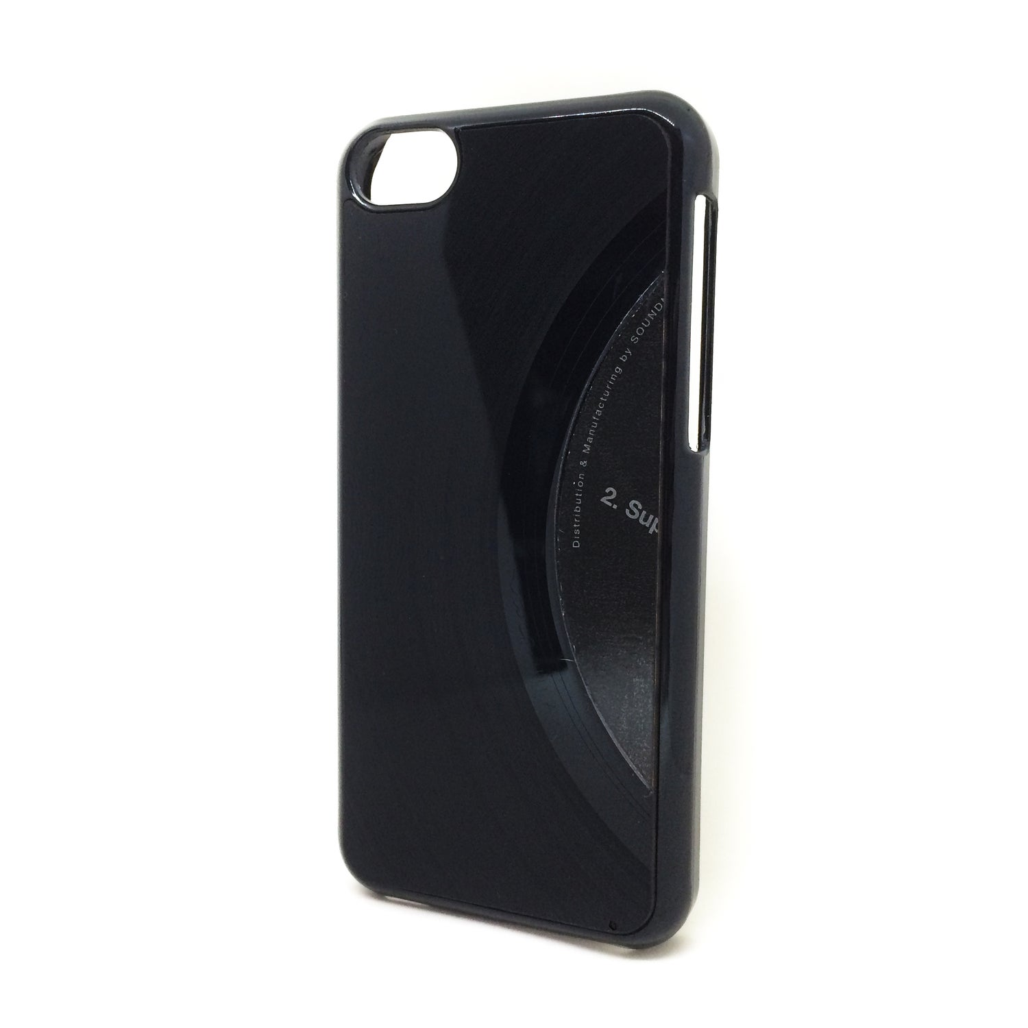 Image of Vinyl Record Phone Case (NEW iphone X and 8+ in stock )