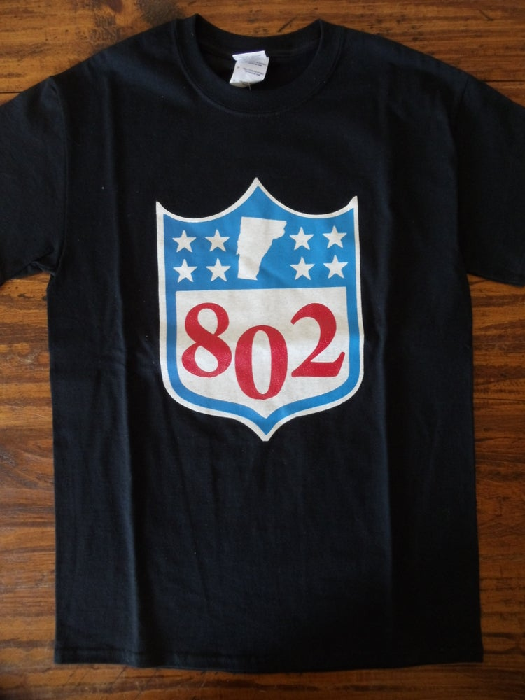 Image of 802 NFL Gameday Tee