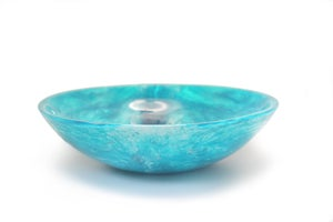 Image of Large Blue Turquoise Bowl